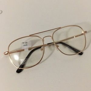 UO Faux Dad Glasses